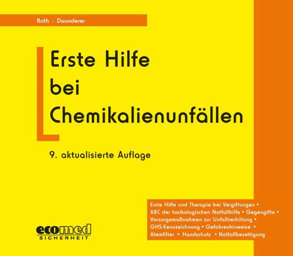 LIT: Erste Hilfe bei Chemikalienunfällen