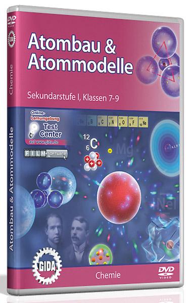 DVD: Atombau und Atommodelle