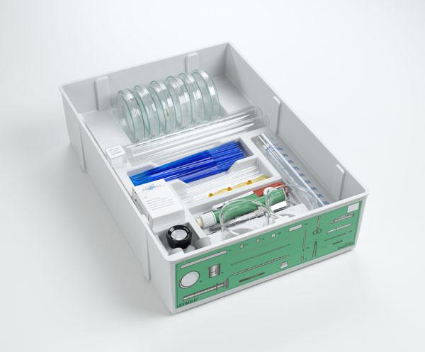 SVN Basis-Gerätesatz Biologie