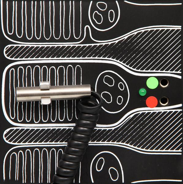 Lichtsinneszellen-Modul zu BIOMODUL-System