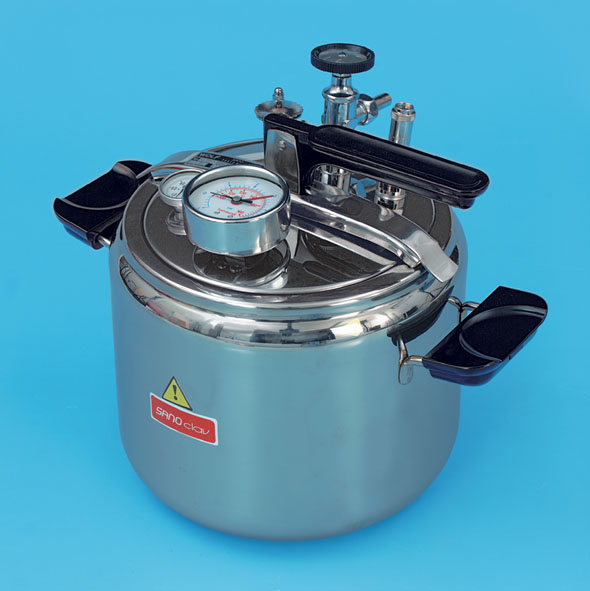 Hochdruck-Kleinsterillisationsgerät