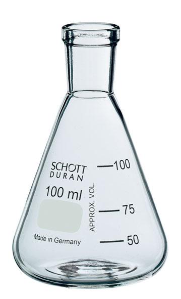 Erlenmeyerkolben 250 ml, eH, SB 29