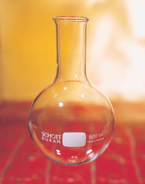 Rundkolben DURAN, 500 ml, eH