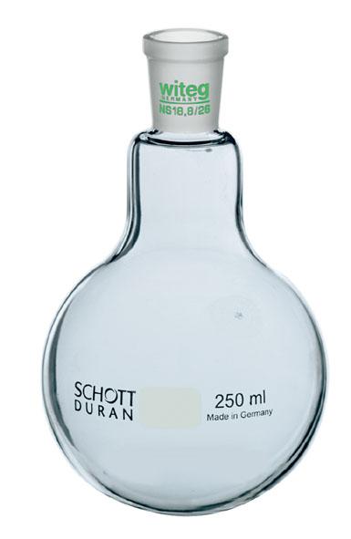 Rundkolben Boro 3.3, 100 ml, NS 19/26