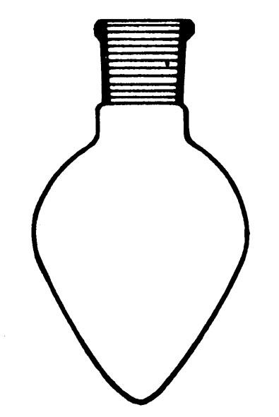 Spitzkolben Boro 3.3, 25 ml, NS 19/26