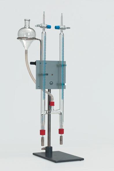 Wasserzersetzungsapparat nach Hofmann