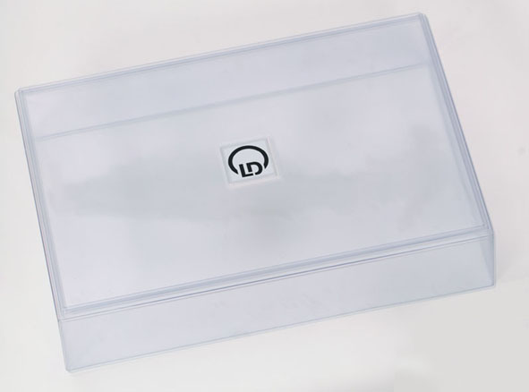 Klarsichthaube, PVC