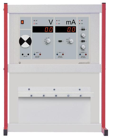 Demo Elektrochemie, CPS, Ausstattungspaket