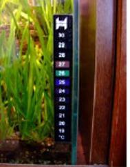 Kühlschrank-Thermometer, 0...12 °C