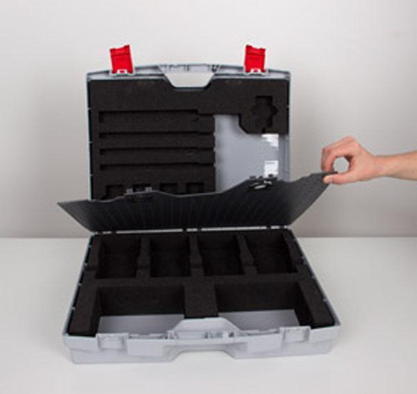 Koffer für Mobile-CASSYs 2 und Sensoren