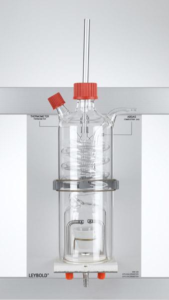 Kalorimeter für Flüssigkeiten und Feststoffe, CPS