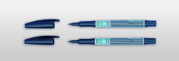 Filzschreiber schwarz, mittel