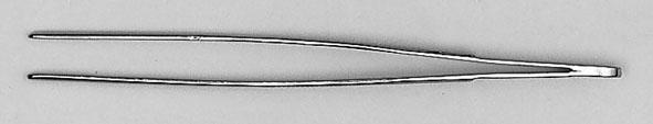 Pinzette, stumpf, 200 mm