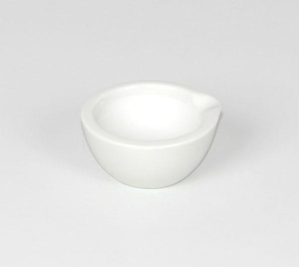 Mörser Porzellan 70 mm Ø