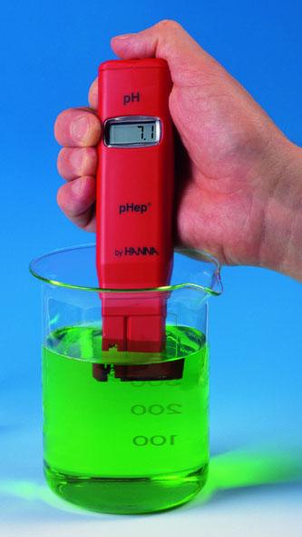 """pH-Tester """"pHep"""""""