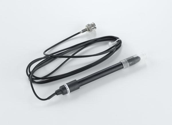 pH-Elektrode mit Kunststoffschaft, BNC