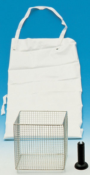 Schürze, PVC, 90 x 110 mm