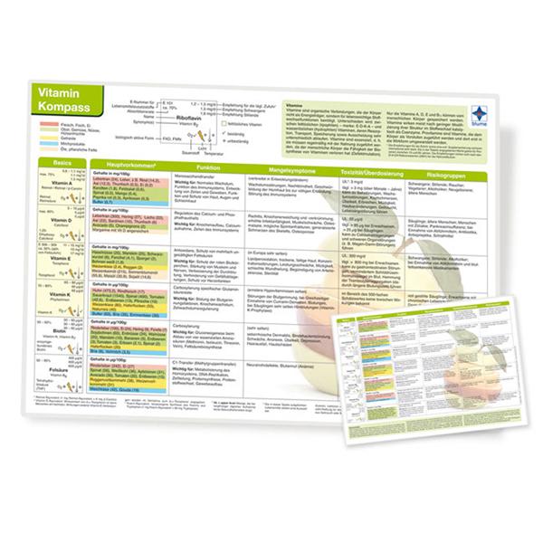 Vitamin Kompass, DIN A4