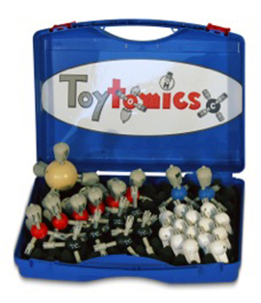 Molekülbaukasten: Toytomics Basis Set