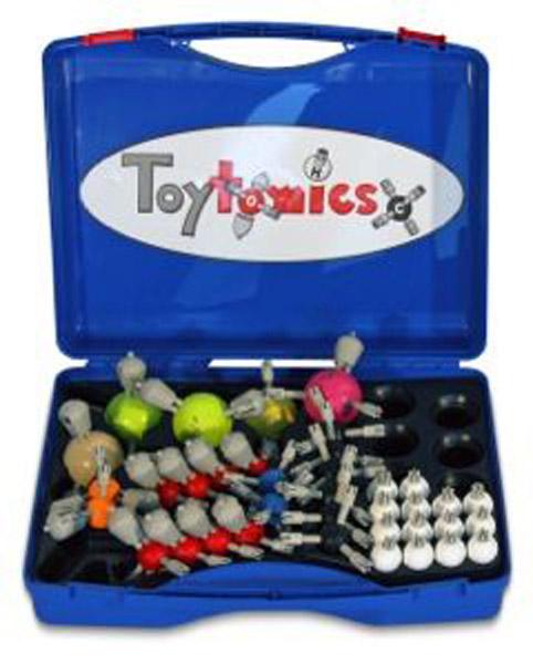 Molekülbaukasten: Toytomics Multi-Themen Set