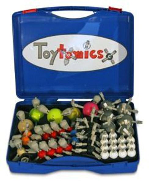 Molekülbaukasten: Toytomics Periodensystem Set