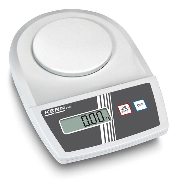 Kompaktwaage EMB 200-2, 200 g : 0,01 g