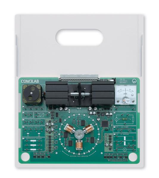 COM3LAB Kurs: Elektrische Maschinen I