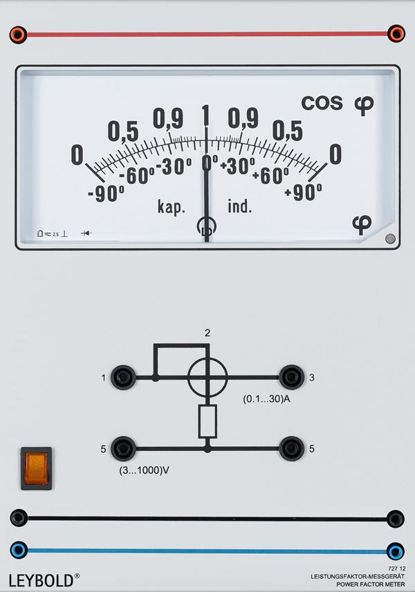 Leistungsfaktor-Messgerät