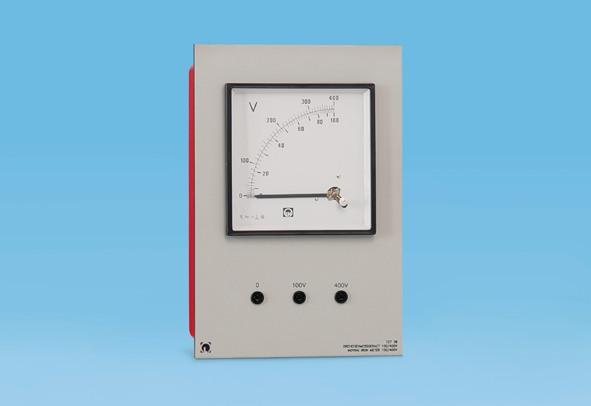 Dreheisenmessgerät 100/400 V