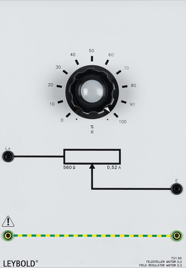 Feldsteller, Motor 0,3