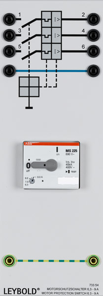Motorschutzschalter 6-10