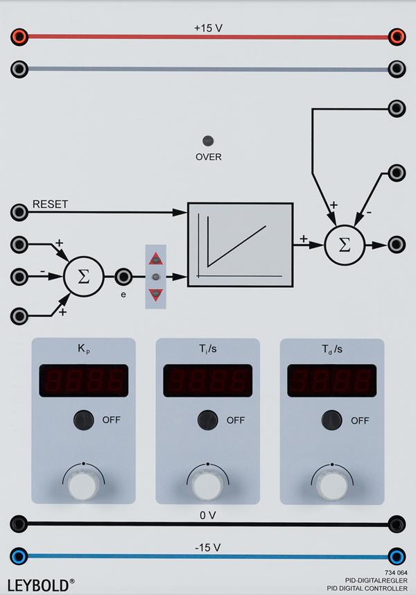 PID-Digitalregler Net