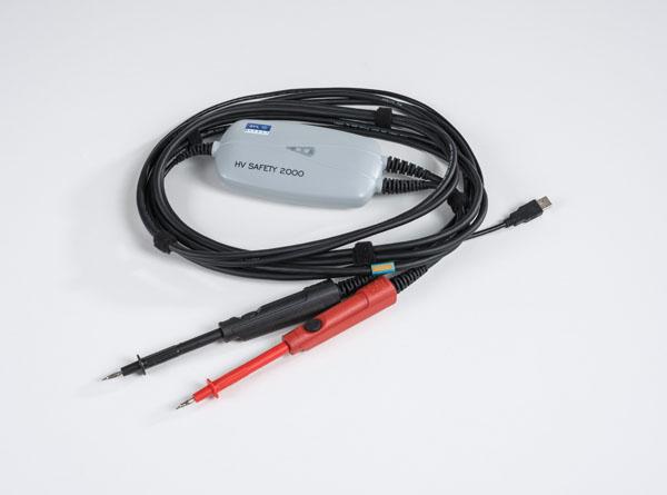 HV-PC-Messadapter für Elektromobilität