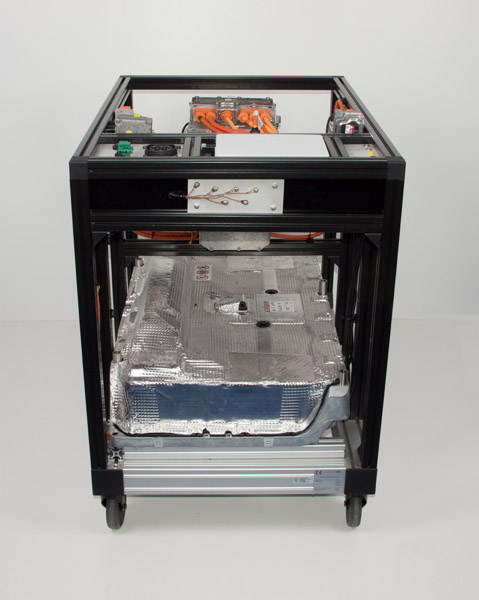 Kfz-Hochvolt-Systemtrainer