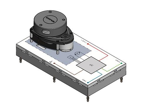 CAN-Bus LIDAR, STE 6/100/200