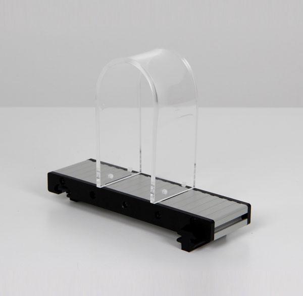 Kupplungs- und Wellenendabdeckung 0,3 transparent