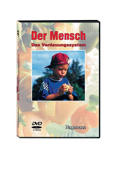 DVD: Der Mensch: Das Verdauungssystem