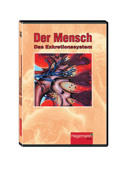 DVD: Der Mensch: Exkretionssystem