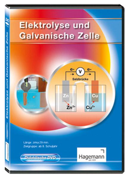 DVD: Didaktische DVD Chemische Elektrolyse