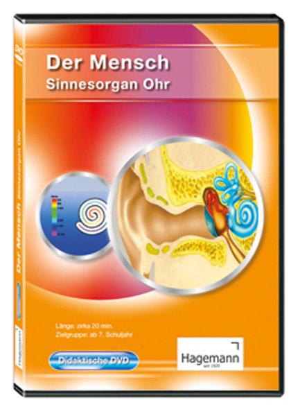 DVD: Ohr - Didaktische DVD