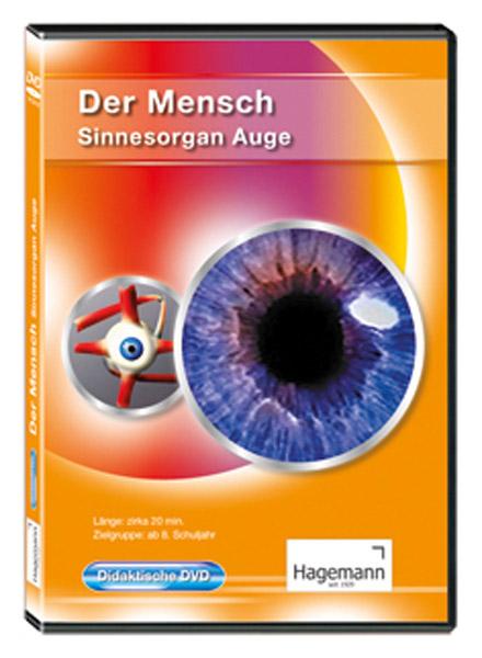 DVD: Auge - Didaktische DVD