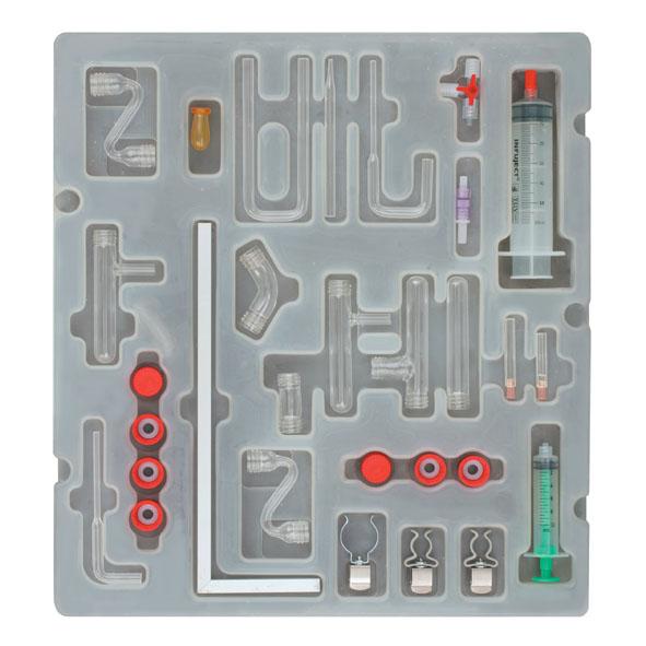 HMTC-Ausbau-Set, Halbmikrotechnik Satz 2