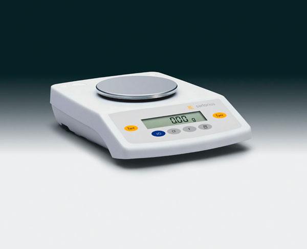 Elektronische Präzisionswaage TE601