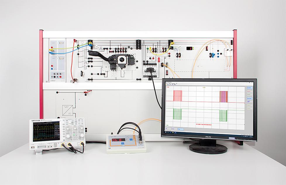 """Digitalisierung: Vernetzte Kfz-Systeme """"MOST-Tiny"""""""