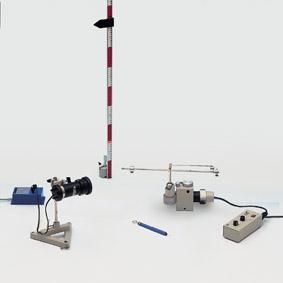 Aufzeichnung der Schwingung eines Federpendels – Aufzeichnung mit Sensor-CASSY
