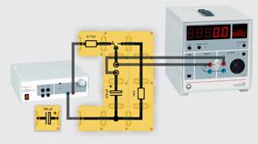Laden und Entladen eines Kondensators – Joule - Wattmeters