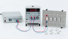 Abhängigkeit der elektrischen Leistung von der Stromstärke