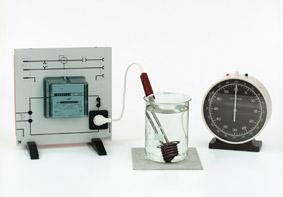 Elektrische Arbeit und Leistung eines Tauchsieders