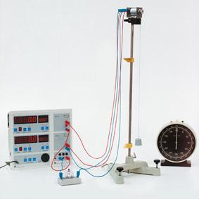 Wirkungsgrad eines Gleichstrommotors – Messung mit Sensor-CASSY und Display