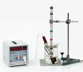 Umwandlung von elektrischer Energie in thermische Energie – Joule- und Wattmeter